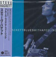 STEVE HACKETT Blues With A Feeling JAPAN Mini LP CD IECP-10106 UPC 4582213911442