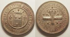 Médaille Champagne du Vte de Saint-Valerie, Epernay 1241-1890 !!