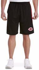 Cincinnati Reds MLB Mens Majestic Performance Shorts Black Big & Tall Sizes