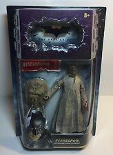 Mattel Movie Master Batman The Dark Knight Scarecrow Crime Scene Evidence