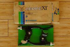 NOS Vintage Shimano Deore XT Brake Levers BL-M700 Deerhead, NIB, OG packaging
