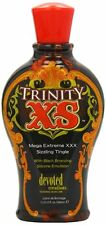 Trinity XS HOT Mega Extreme XXX Sizzling Tingle w/ Black Bronzer Tanning Lotion