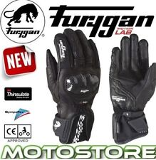 Furygan Knuckles Leather & Textile All Motorcycle Gloves