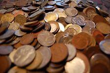 Weltmünzen 10 Kilo Münzen ab 1950 aus vielen verschiedenen Ländern versch. Erh.