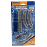 Tomix 91080 Super Mini Rail Set Oval Layout Set (Track Layout SA) - N
