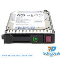 """HP 625609-b21 626162-001 614828-003 1TB 3G SATA 7.2K RPM SFF 2.5"""" MIDLINE HDD"""