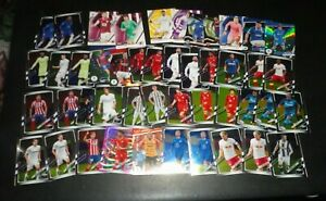 Lot 45 Soccer Cards 2021 Topps Chrome Champions & Chronicles - Base & Parallels
