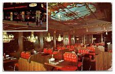 1980 Wolf's 6th Avenue Restaurant and Deli, New York City Postcard