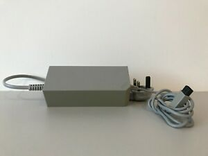 Official Nintendo Wii Power Supply / Brick RVL-002 UK Wall Plug Tested !!!