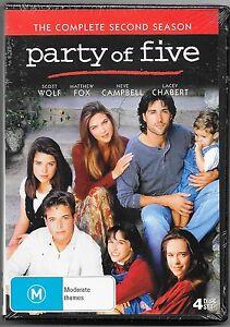 Party of Five: Season 2 DVD (Australian Release)New Region 4 Free Post