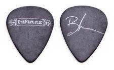 OneRepublic Brent Kutzle Signature Black Guitar Pick - 2010 Tour