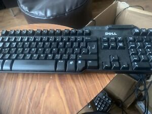 Dell UK SK-3205 Keyboard With Card Reader