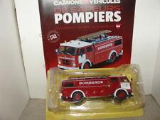 COLLECTION CAMIONS POMPIERS  1091/1 SUR PEGASO DES POMPIERS DE BARCELONEN°64