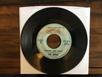 Pushin' To Hard/Try To Understand/The Seeds/45 RPM on GNP Crescendo Records-1966