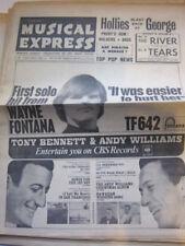 NME 12/17/65 Hollies PJ Proby Beatles pirate radio Graham Nash
