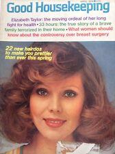 Good Housekeeping Magazine Elizabeth Taylor Moving Ordeal April 1974 100417NONRH