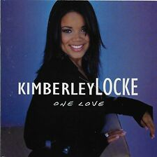 One Love by Kimberley Locke CD, May-2004, Curb