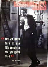 Reservoir Dogs 39x54 Mr. Blonde Giant Subway Movie Poster 2001