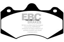 EBC Brakes DP4042R Yellowstuff Street And Track Brake Pads