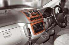 Luxury walnut wood finish dashboard kit for Mercedes Vito  2003 - 2006