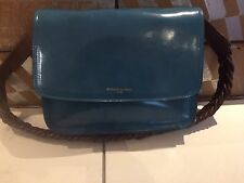 Golden Goose Bag Elise Petrol Blue