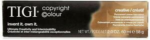 TIGI Color Creative Creme Hair Color, 9/0 Very Light Natural Blonde