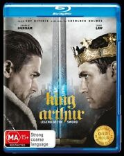King Arthur - Legend Of The Sword (Blu-ray, 2017) NEW