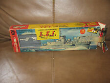 L.S.I. Landing Ship Infantry by Lindberg in the box