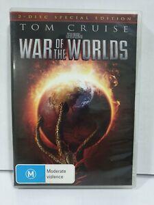 Tom Cruise - War of the Worlds Region 4