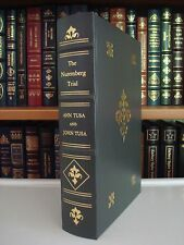 THE NUREMBERG TRIAL Tusa Gryphon Legal Classics Leather