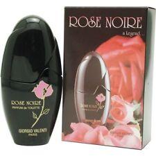 Rose Noire Giorgio Valenti Women 3.3 3.4 oz 100 ml Parfum De Toillette Spray Box