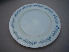 """8 Piece Theodore Haviland Clinton NY USA Gold Trim China 10 5/8"""" Dinner Plates"""