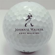 3 Dozen (Johnnie Walker Logo) Titleist Pro V1x 2018 Mint Golf Balls + Free Tees