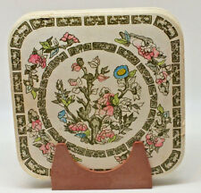 Vintage Set of 6 x Indian Tree placemats/ Coasters