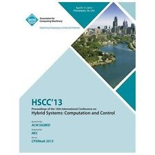 Hscc 13 Proceedings of the 16th International Conference on Hybrid Systems :...