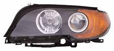 2003-2006 BMW 325ci/330ci New Left/Driver Side Halogen Headlight Assembly