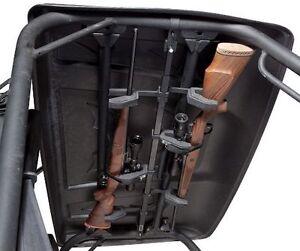NEW Big Sky Racks SBR-2G-UTV UTV Two Gun Skybar Telescoping Rifle Rack