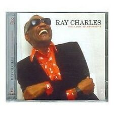 1023 // RAY CHARLES THE CLASSIC BLUES SESSIONS DOUBLE CD 40 T