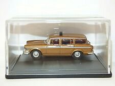 Oxford Railway Scale Humber Super Snipe Estate Taxi Brown