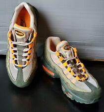 Nike Air Max 95 OG Neutral Olive At2865-200 Orange Size 5 Men's 6.5 Women's