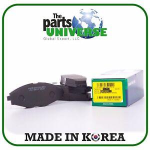 Front Brake Pad for Daewoo Lanos Matiz Daewoo  96316582 96281945 S4510004