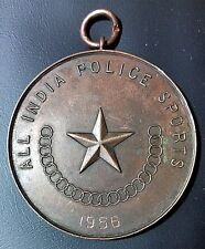 Medal • 1956 • All India Police Sports • Runner Up 400 Metres