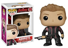 Funko Pop Marvel Movies Avengers 2 - Hawkeye Bobble Head Vinyl Action Figure Toy