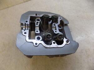 Suzuki DR350 SE Engine Head w/ Valves    DR 350 1997 Low miles