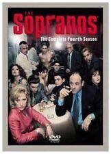 Sopranos Series 4 Digital Versatile Disc DVD Region 2 Shippi