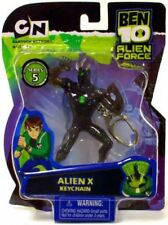 Ben 10 Alien Force Alien X Keychain