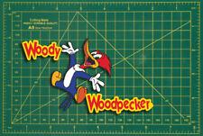 """Woody Woodpecker Mur Ordinateur Portable Tablette porte voiture Livre Tool Box Autocollants 6"""" Toy Story"""