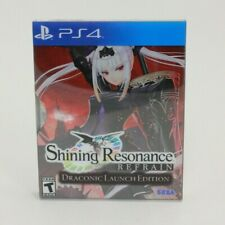 Shining Resonance Refrain Draconic Launch Edition (Playstation 4) Steelbook Only