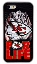 KANSAS CITY CHIEFS PHONE CASE COVER FOR IPHONE XS 11 PRO MAX XR 4 5C 6 7 8 PLUS