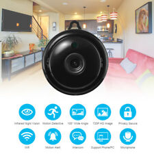 Mini Wireless IP Hidden Spy Camera WIFI 720P HD For Home Surveillance Cam TH827